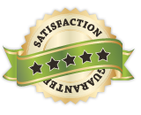 Satisfaction Garanteed Vinyl Wall Decals